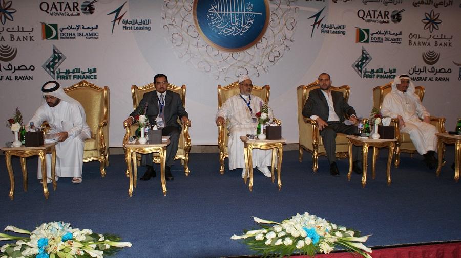 مؤتمر الدوحة الرابع للمال الاسلامي برنامج تراحيب 09 01 2018