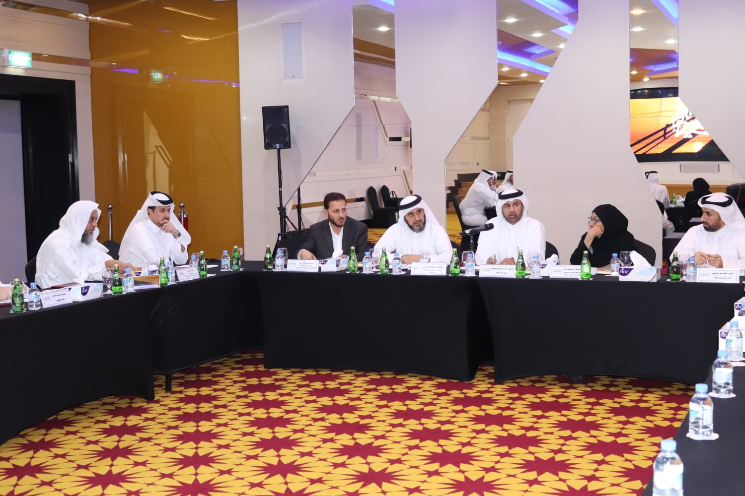 Bait Al-Mashura International Journal Held Second Meeting