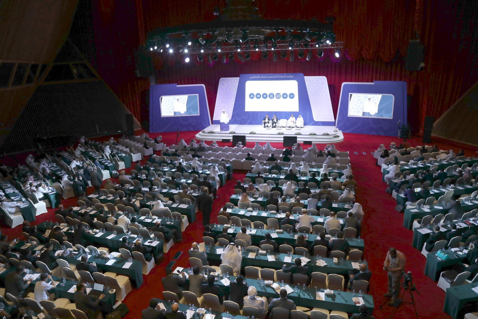 Huge Presence at 5th Doha Islamic Finance conference