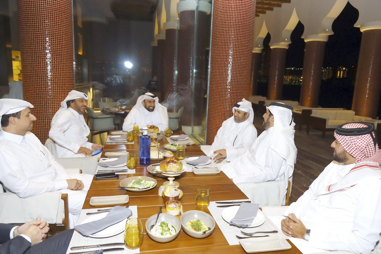 "Bait Al-Mashura Celebrates the 10th Anniversary of its Establishment in the Presence of Deputy Governor of "" Qatar Central Bank"