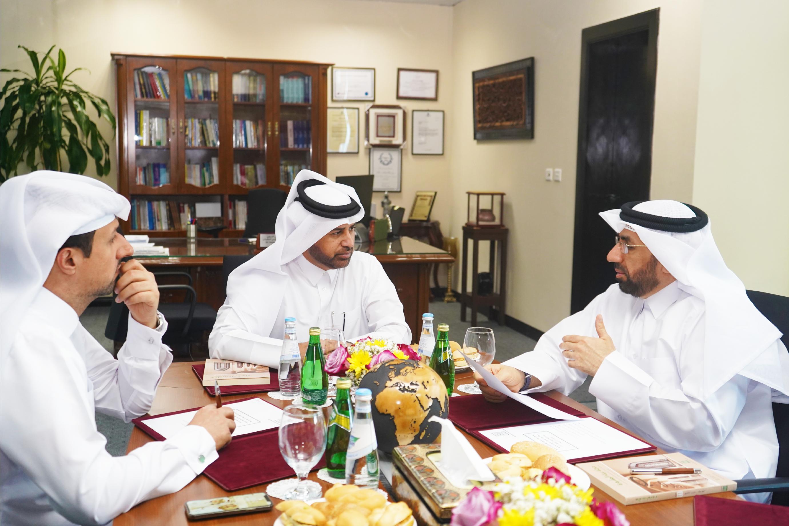 Fourth Board Meeting of Bait Al Mashura for 2019