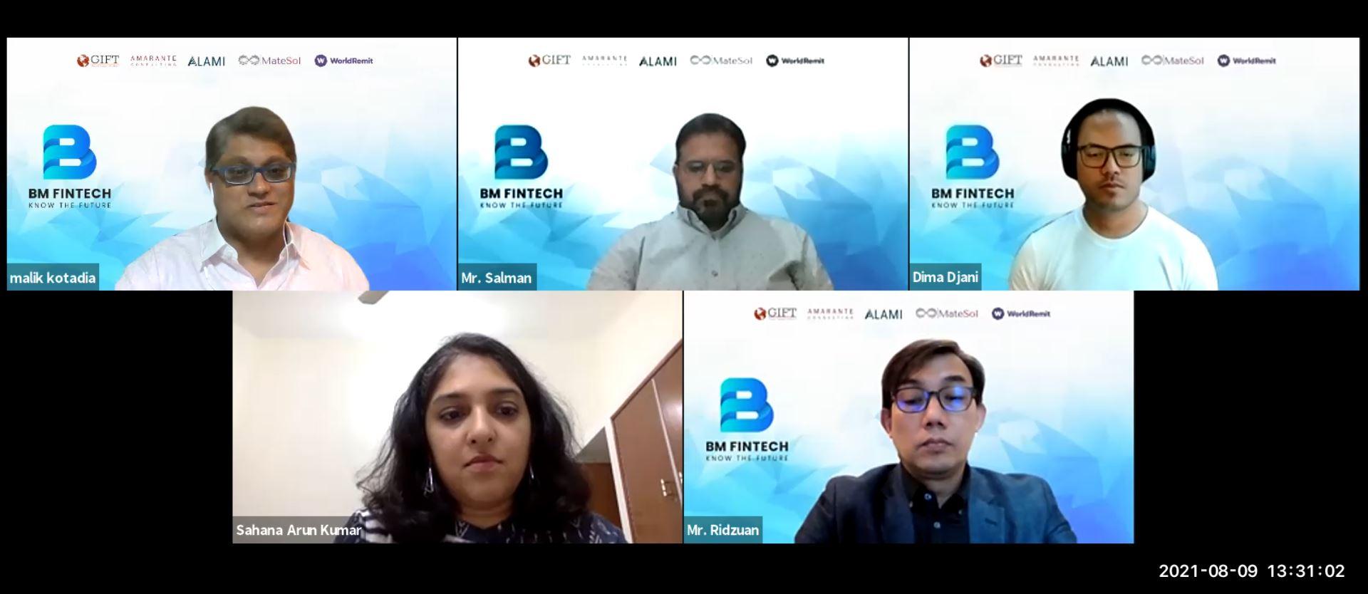 """Bait Al-Mashura broadcasts its new Webinar entitled """"Digital Financial Inclusion for Organizations"""""""